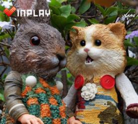 UNBOX  TUDDY & INKLIN  误入可爱的动物王国