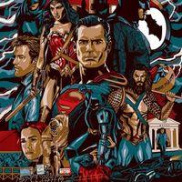 蝙蝠侠VS超人,他们并不是两个人在战斗