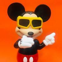 麦当劳1999年英国版大米老鼠组合玩具