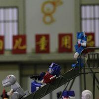 【自制场景】上海向阳儿童用品商店