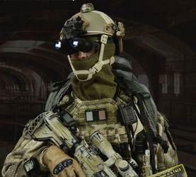 Easy&Simple 法国特种部队COS 限量版 12寸兵人 前瞻