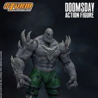 Storm Collectibles DC 不义联盟人间之神 毁灭日 1/12人偶 前瞻