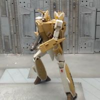 万代HI-METAL R超时空要塞VF1A杂兵机