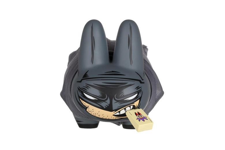 蝙蝠宠物 DC Comics x Frank Kozik x Kidrobot「Batman」Labbit 联名产品