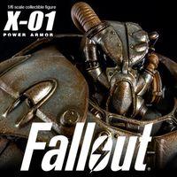ThreeZero 1/6 輻射4 Fallout 4 X-01 動力裝甲