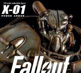 ThreeZero 1/6 辐射4 Fallout 4 X-01 动力装甲