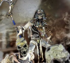 COOMODEL X 偶之相 怪物档案系列-木乃伊  12寸人偶 前瞻