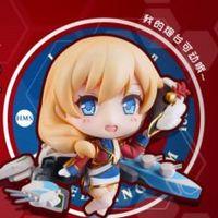 《战舰少女R》迷你系列第四弹!「罗德尼」手办全球火热预售中!