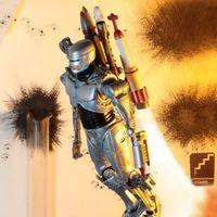 NECA 黑马漫画版 机械战警VS终结者 终极版7寸人偶 前瞻