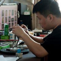 竹马-向着专业原型师努力的雕塑爱好者