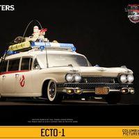 Blitzway 捉鬼敢死队Ghostbusters  Ecto-1车 1/6载具 前瞻