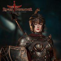 TBLeague 皇家卫士Royal Defender  暗黑色 12寸女人偶前瞻