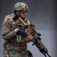ARMSHEAD AOR2海豹SEALS 玩家增补装备  12寸兵人套装 前瞻
