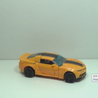 TF—圣贤的变形金刚玩具309,真人版第4部AOE战斗版加强级大黄蜂