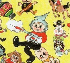 """喜欢科幻漫画的你,不应错过漫画家杉浦茂的""""Rocket Boy"""""""