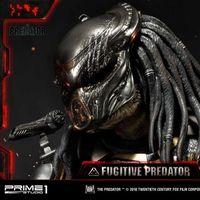 Prime 1 Studio 2018铁血战士 Fugitive Predator 1/4雕像前瞻