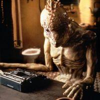 裸体午餐中庄重的怪物Mugwump