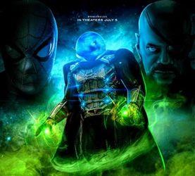 Hot Toys 蜘蛛侠 英雄远征 神秘客Mysterio 12寸人偶 前瞻