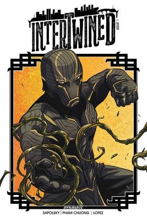 Dynamite将出品亚裔黑暗风格英雄漫画INTERTWINED