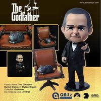 ASMUS TOYS THE GODFATHER/教父 Q版可动人偶 前瞻