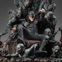 Queen Studios DC 蝙蝠侠 狂笑之蝠Who Laughs 1/4雕像前瞻