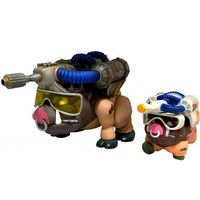 Megalopolis Toys 疯狂农场 第一波多图更新