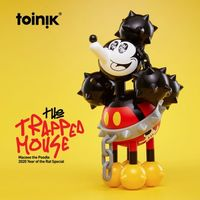 """Maceee-the-Poodle 鼠年特别版 """"The Trapped Mouse"""" 发售中"""