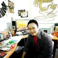 用画笔讲述故事的马来西亚插画师 邱汉林Chow Hon Lam
