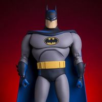 Mondo DC 92版动画 蝙蝠侠Batman 1/6 可动人偶 前瞻