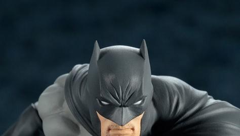 寿屋 蝙蝠侠&罗宾 1:10手办玩具前瞻
