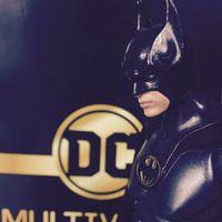 永远的蝙蝠侠DCU美泰6寸可动玩具点评