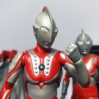 LGG模型剧《超级SHF格斗-第二季》第五弹-哥斯拉篇-第四话!