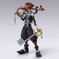 Square Enix Bring Arts 王国之心 圣诞&万圣节版 SORA 前瞻