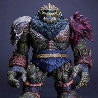 艺术家James Groman和他的怪物作品们