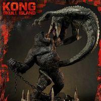 Prime 1 Studio 金刚 骷髅岛 Kong vs Skull Crawler 雕像 前瞻