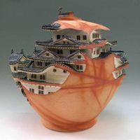 颠覆日本传统陶瓷工艺创作的艺术家——Keiko Masumoto