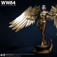 Queen Studios WonderWoman1984 神奇女侠金甲版 1/4雕像前瞻