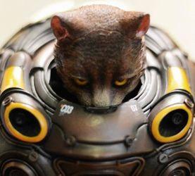 BLACK13PARK:暗夜航天组•猫 开箱评测