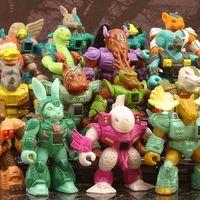 比斯特星人玩具系列图鉴列表