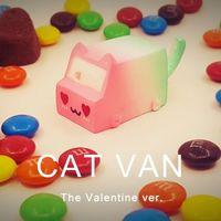 需要搭一辆爱的急救车吗?梵猫手作,情人节限定猫猫车,2月14与你不见不散。