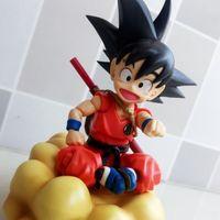 【阿秋玩具分享】龙珠 SHF小悟空大小对比