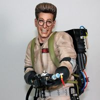 Hollywood Collectibles 捉鬼敢死队 Egon 1/4雕像 前瞻