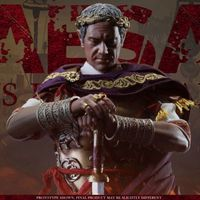 HHMODEL x HAOYUTOYS 帝国军团 凯撒大帝&战马 12寸人偶前瞻