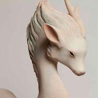 充滿靈性的雕塑作品欣賞——土屋仁応