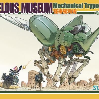 机器类玩具...