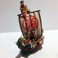 大愿成就——海字帆与七福神