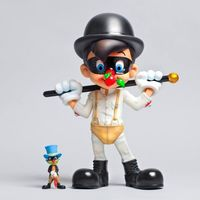 愚者乐园 CLOCKWORK PINO/愚者木偶 小木偶 皮諾丘 前瞻