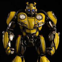 3A全新DLX比例收藏級系列 《大黃蜂》电影主角大黃蜂