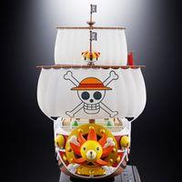 万代 海贼航海王 桑尼号